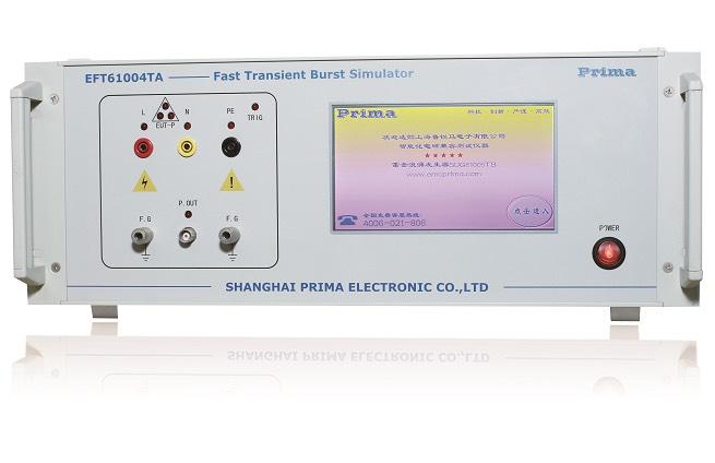 觸碰式全智能脈衝群發生器EFT61004TA/B/C 1